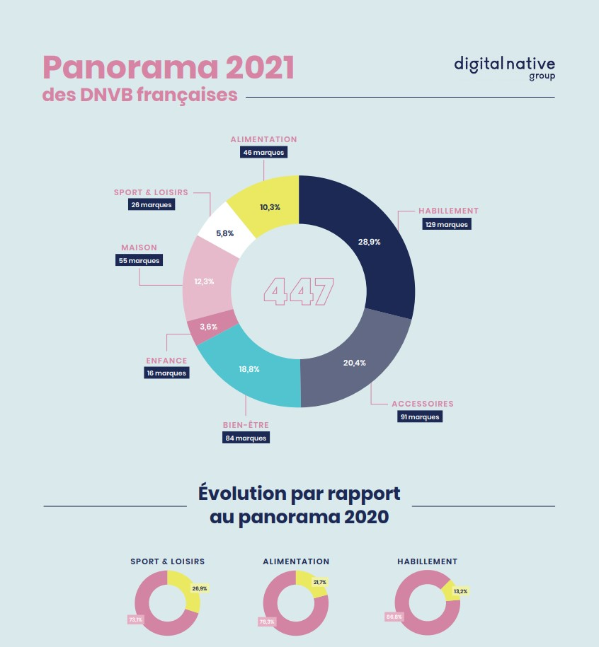 infographie panorama 2021 dnvb francaises